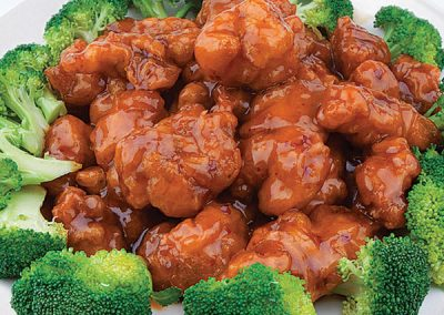 06 Orange Chicken