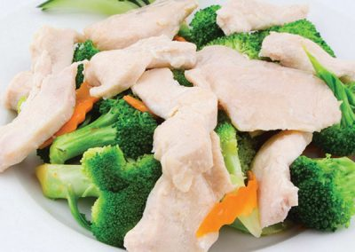 10 Chicken Broccoli