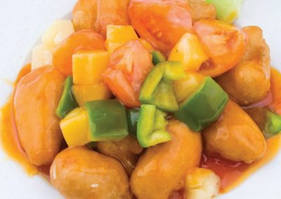 15 Sweet and Sour Pork