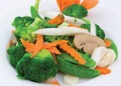 16 Mixed Vegetable